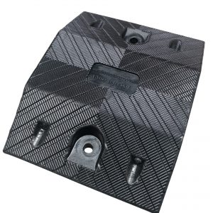 Enviro Speed Hump Middle Black - With Fixings