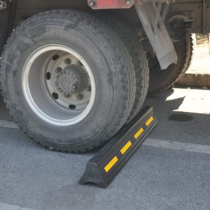 Truck Wheel Stop 1200 - Concrete Anchor Screws