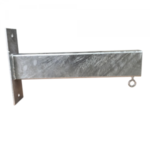 Height Bar Wall Mount Brackets